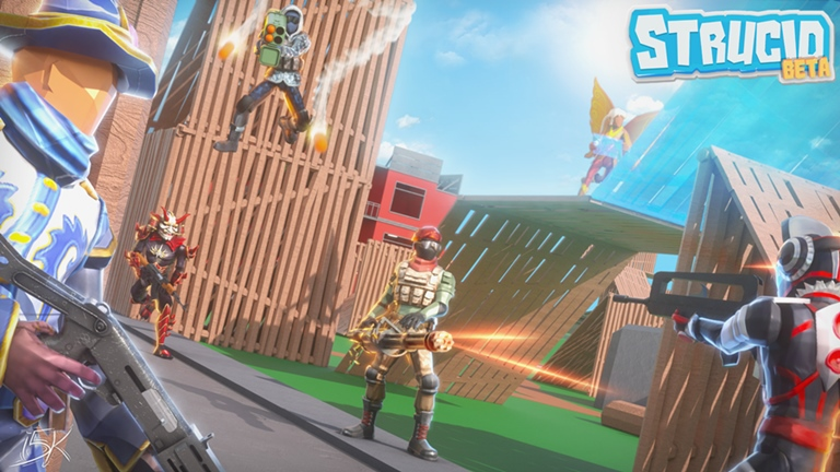 Strucid Aimbot - Aimbot - All FPS Games Aimbots Free Download - Strucid is a first-person shooting game and made by Frosted Studio based on Island Royale. Strucid is a very good game, you will enjoy it very much. Strucid looks like Roblox and looks like Minecraft. We have also made Strucid Aimbot like Roblox Aimbot, if you want to download the Strucid Aimbot for free, then press the button below and download the Strucid Aimbot script for free. - Free Cheats for Games